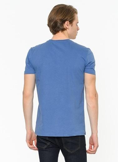 Seven Hill Tişört Renksiz
